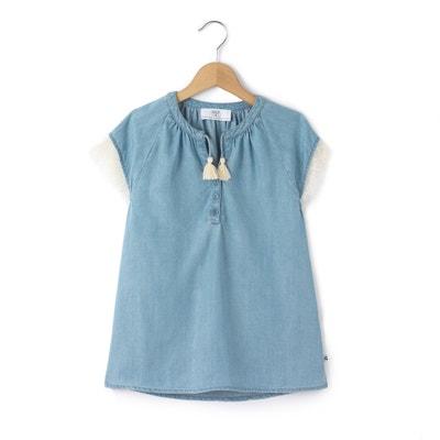 Short-Sleeved Blouse Short-Sleeved Blouse LE TEMPS DES CERISES