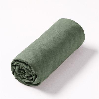 Lenzuolo con angoli in lino lavato, Carly AM.PM.