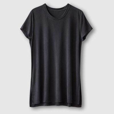 Camiseta vaporosa de manga corta Camiseta vaporosa de manga corta La Redoute Collections