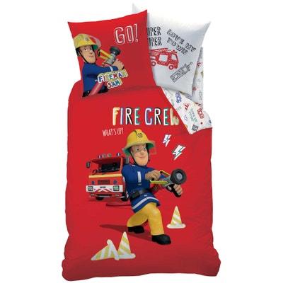 Fireman Sam Bedding Set SAM LE POMPIER
