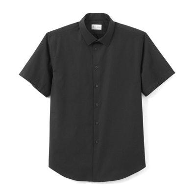 Noir La Chemise Homme Redoute Solde En 6OOTCqwn