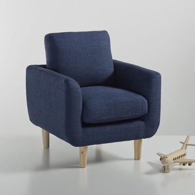 Chaise Bleu Marine