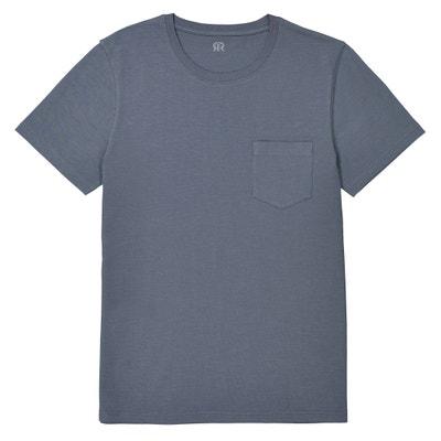 T-shirt met ronde hals Oeko Tex T-shirt met ronde hals Oeko Tex La Redoute Collections
