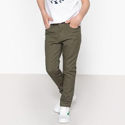 Pantalon slim 3-12 ans La Redoute Collections