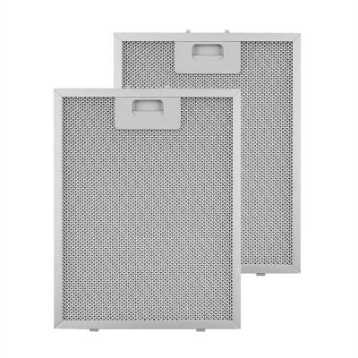Klarstein filtre à graisse en aluminium 24,4 x 31,3 cm Filtre de rechange Klarstein filtre à graisse en aluminium 24,4 x 31,3 cm Filtre de rechange KLARSTEIN