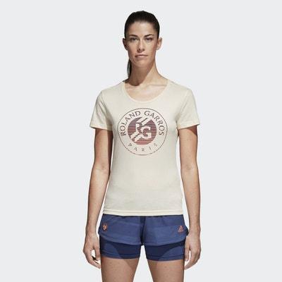 069182a41a5b1 Tee-shirt Roland Garros Tee-shirt Roland Garros adidas Performance. Soldes