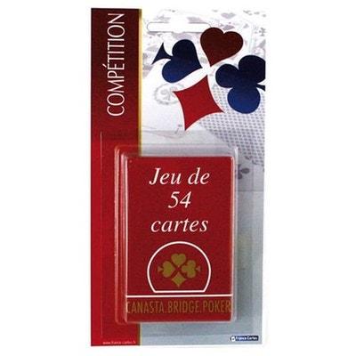 Jeu de 54 Cartes Gauloise - CMU404454 FRANCE CARTES