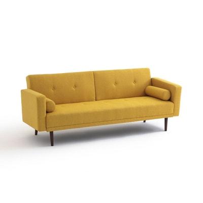 canape suedine marron la redoute. Black Bedroom Furniture Sets. Home Design Ideas