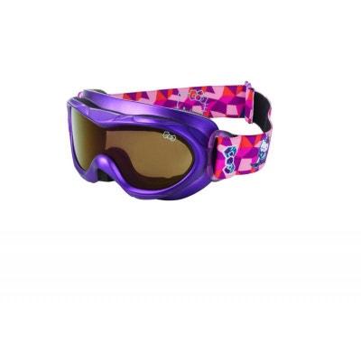 Masque de ski pour enfant DEMETZ Violet MSKI HELLO KITTY Violet Masque de  ski pour enfant 21b9ddbd61ff