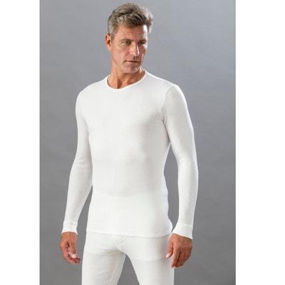 Shirt Thermolactyl mit rundem Ausschnitt Shirt Thermolactyl mit rundem Ausschnitt THERMOLACTYL BY DAMART