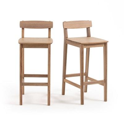 Chaise haute de jardin, GAYTARA (lot de 2) La Redoute Interieurs