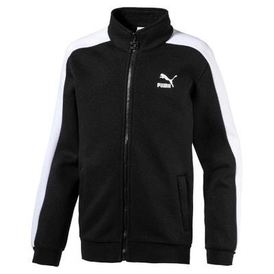 Zip-Up Jacket, 4-10 Years PUMA