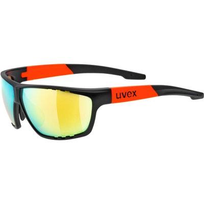 Sportstyle 706 - Lunettes cyclisme - orange noir UVEX ecc90efe511c