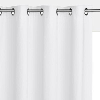 Lichtundurchlässiger Vorhang TAIMA mit Ösen, Leinen/Baumwolle Lichtundurchlässiger Vorhang TAIMA mit Ösen, Leinen/Baumwolle La Redoute Interieurs