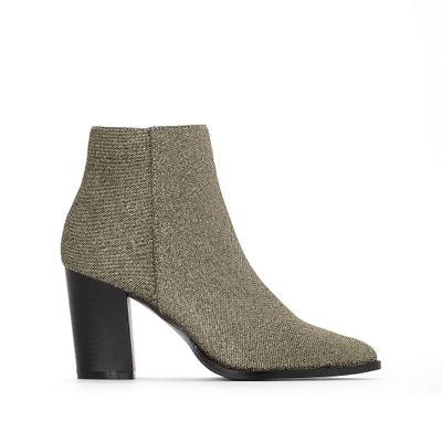 Boots paillettes Boots paillettes La Redoute Collections