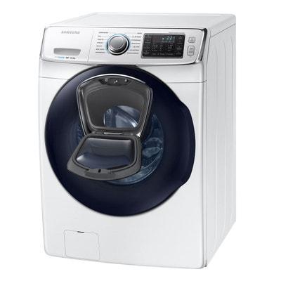 lave linge 16 kg addwash wf16j6500ew samsung - Samsung Ww8ek6415sw Add Wash