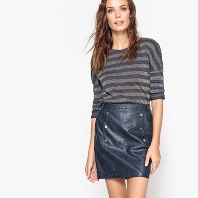 Faux Leather Skirt VERO MODA