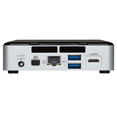 Mini PC Intel NUC NUC5I5RYK Core i5-5250U Wi-Fi AC / Bluetooth 4.0 (sans écran/mémoire/disque dur) LEPA