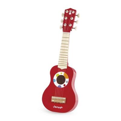 Ma Première Guitare Confetti (bois) - JURJ07628 Ma Première Guitare Confetti (bois) - JURJ07628 JANOD