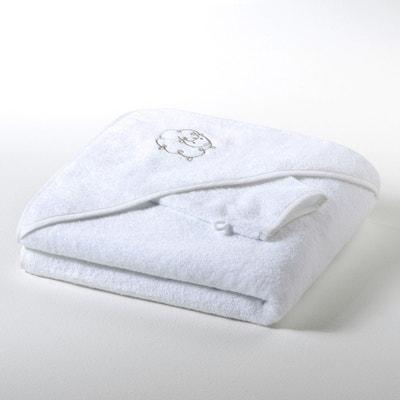 Badcape + washandje 420 g/m², Betsie R mini