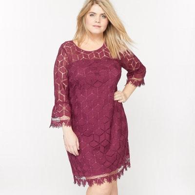 Guipure Lace Dress CASTALUNA