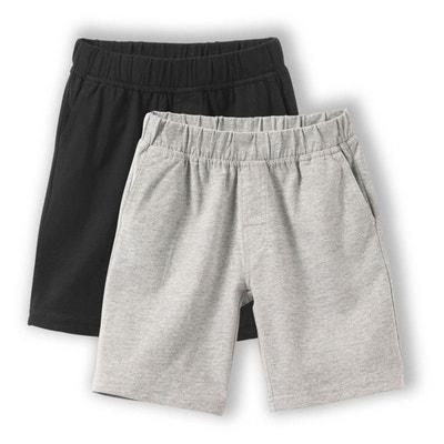 Lot de 2 shorts 3-12 ans Lot de 2 shorts 3-12 ans La Redoute Collections