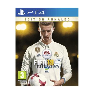 FIFA 18 - Edition Ronaldo PS4 FIFA 18 - Edition Ronaldo PS4 EA ELECTRONIC ARTS