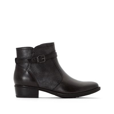 Boots cuir Marly TAMARIS
