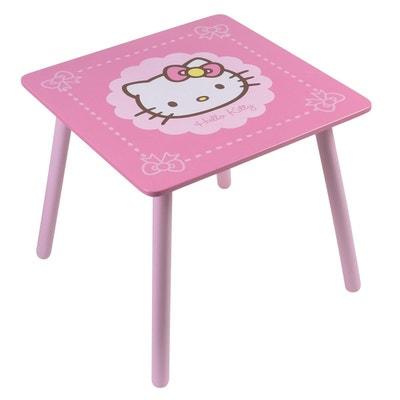 "HELLO KITTY Table Carree Theme ""Bow"" HELLO KITTY Table Carree Theme ""Bow"" FUN HOUSE"