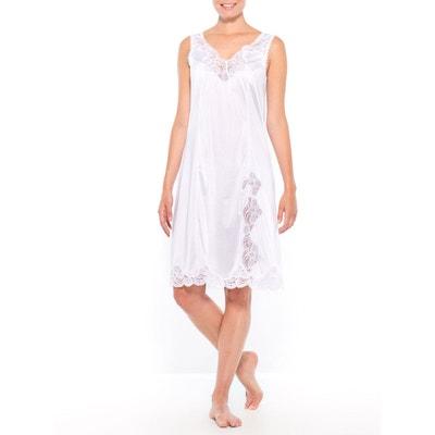 La La Redoute blanc Redoute casse Robe Robe casse blanc 10nwUAqzwx