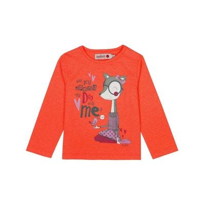 T-shirt Tricot Pour Bébé Fille T-shirt Tricot Pour Bébé Fille BOBOLI cdcf480e044