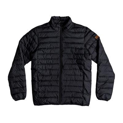 Куртка укороченная демисезонная с воротником-стойкой Куртка укороченная демисезонная с воротником-стойкой QUIKSILVER