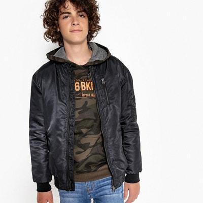Manteau chaud garcon 16 ans