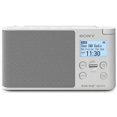 Radio numérique SONY XDRS41DBW.EU8 blanc Radio numérique SONY XDRS41DBW.EU8 blanc SONY