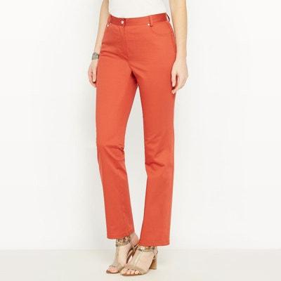 Pantalon droit, taille descendue Pantalon droit, taille descendue ANNE  WEYBURN 729b9712ea4f