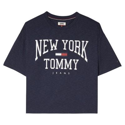 Tshirt court logo NEW YORK TOMMY JEANS Tshirt court logo NEW YORK TOMMY JEANS TOMMY JEANS