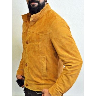 Blouson, veste en cuir homme (page 4)   La Redoute f0406068a430