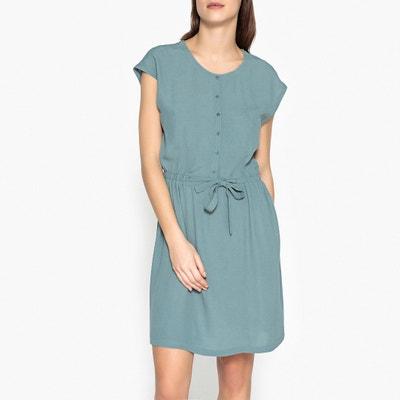 Loelia Plain Crêpe Dress HARRIS WILSON