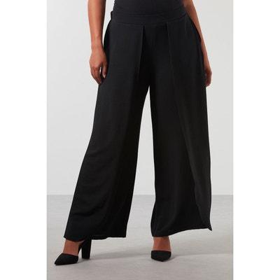 Pantalon à coupe ample MS MODE