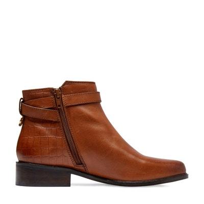 Boots cuir Poppy DUNE LONDON