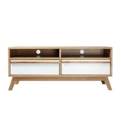meuble tv design scandinave helia miliboo - Meuble Nordique