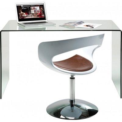 Bureau En Verre Design La Redoute