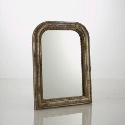 Medio Stylish Mango Wood Mirror La Redoute Interieurs