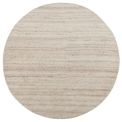 Tapis BERBER ROYAL - tapis 150 cm rond. Tapis BERBER ROYAL - tapis 150 cm rond. THEKO