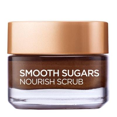 Smooth Sugar Cocoa Visage et Lèvres Exfoliant 50ml L'OREAL PARIS