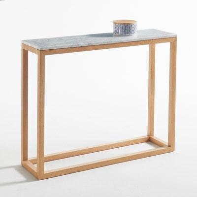 Crueso Console Table with Marble Top Crueso Console Table with Marble Top La Redoute Interieurs
