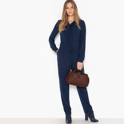 148a5b3a23231 Combinaison pantalon, manches longues Combinaison pantalon, manches longues  LA REDOUTE COLLECTIONS
