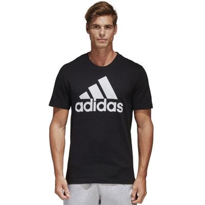 T-shirt scollo rotondo maniche corte fantasia davanti T-shirt scollo rotondo maniche corte fantasia davanti ADIDAS PERFORMANCE