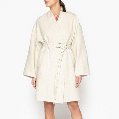 Manteau à ceinture MELANA IRO