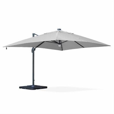 parasol led en solde la redoute. Black Bedroom Furniture Sets. Home Design Ideas